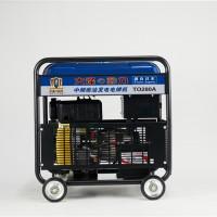 户外施工190A柴油发电焊机图片
