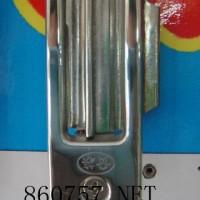 全钢90短自动防盗窗锁铝合金门窗锁不锈钢锁单面锁自动窗推拉门锁