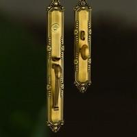 帝珑曼M813C-A2-YB机械门锁